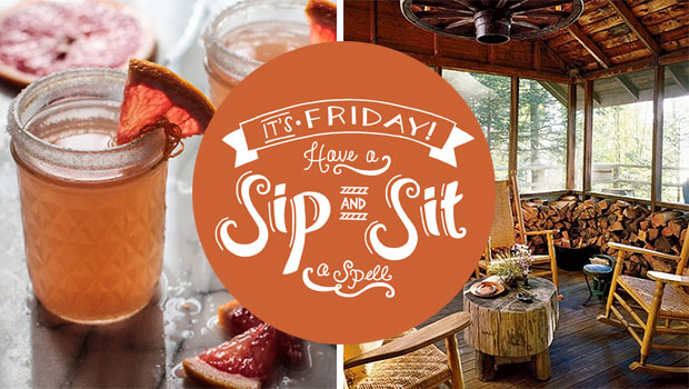 Sip and Sit Logo