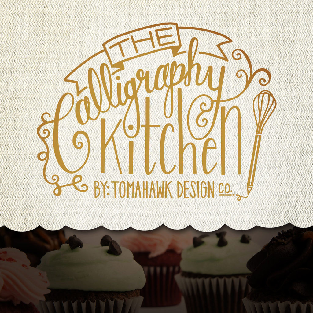Calligraphy Kitchen