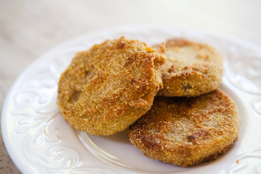 Easy Fried Green Tomatoes Recipes — Dishmaps