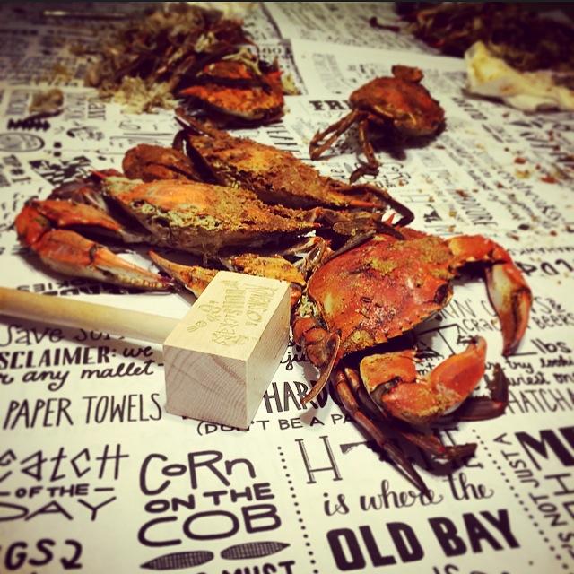 crab paper