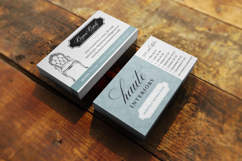 HauteBcards